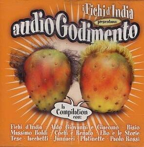 Audio Godimento - CD Audio