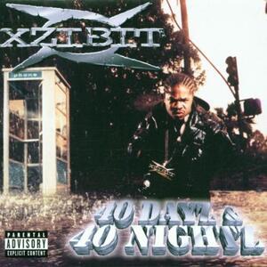 40 Dayz & 40 Nightz - CD Audio di Xzibit