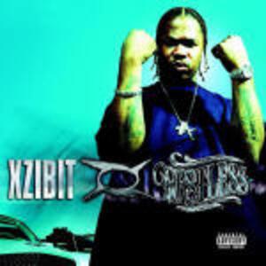 Restless - CD Audio di Xzibit