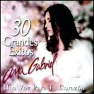 30 Grandes exitos - CD Audio di Ana Gabriel