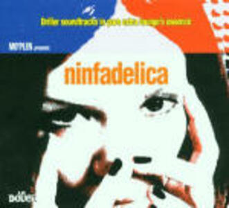 Mo'Plen Ninfadelica - CD Audio