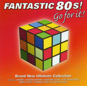 Fantastic 80's Ultimate Collection - CD Audio