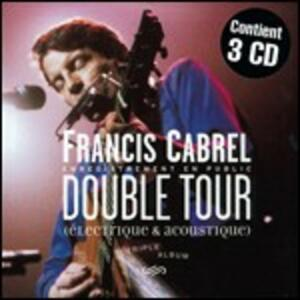 Double Tour - CD Audio di Francis Cabrel