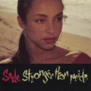 Stronger Than Pride - CD Audio di Sade