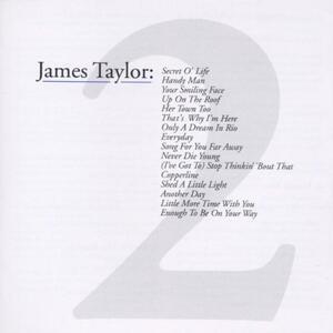 Greatest Hits vol.2 - CD Audio di James Taylor