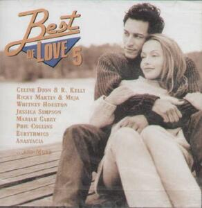 Best of Love 5 - CD Audio