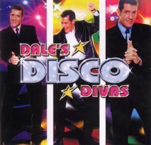 Dale's Disco Divas - CD Audio