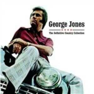 The Definitive Country Collection - CD Audio di George Jones