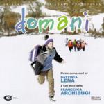 Cover CD Colonna sonora Domani
