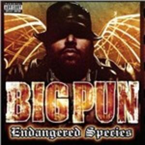 Endangered Species - CD Audio di Big Pun