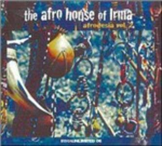 Afrodesia vol.2: The Afrohouse - CD Audio