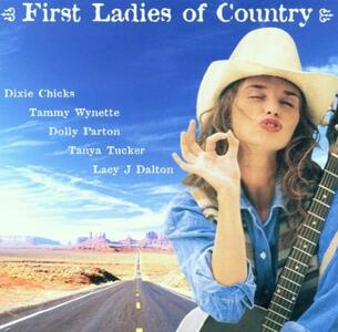 First Ladies of Country - CD Audio