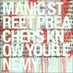 Know Your Enemy - CD Audio di Manic Street Preachers