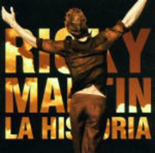 La Historia - CD Audio di Ricky Martin