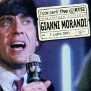 Live RTSI - CD Audio di Gianni Morandi