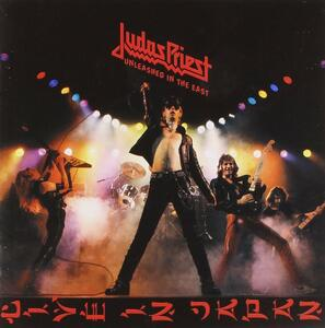 Unleashed in the East - CD Audio di Judas Priest