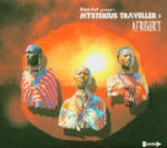 Mysterious Traveller: Afroart - CD Audio