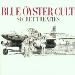 Secret Treaties - CD Audio di Blue Öyster Cult