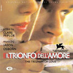 Cover CD Il trionfo dell'amore