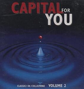 Capital for You vol.2 - CD Audio