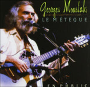 Le Meteque - CD Audio di Georges Moustaki