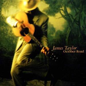 October Road - CD Audio di James Taylor