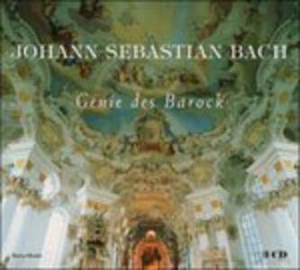 Genie des Barock - CD Audio di Johann Sebastian Bach