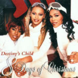 8 Days of Christmas - CD Audio di Destiny's Child