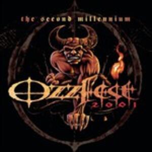 Ozzfest 2001 the Second Millennium - CD Audio