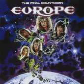 CD The Final Countdown Europe