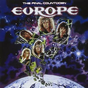 The Final Countdown - CD Audio di Europe