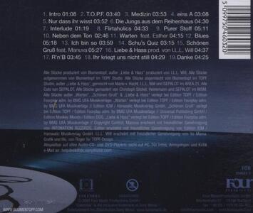 Eins A - CD Audio di Blumentopf - 2