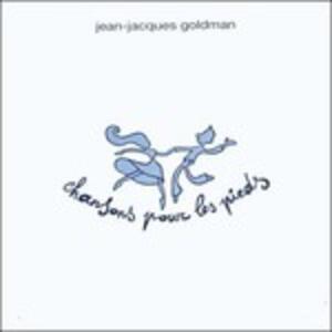 Chansons Pour Les Pieds - CD Audio di Jean-Jacques Goldman