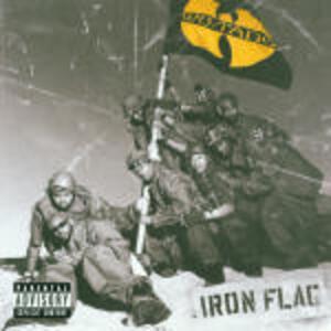 Iron Flag - CD Audio di Wu-Tang Clan