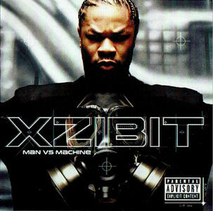 Man Vs. Machine - CD Audio di Xzibit