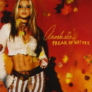CD Freak of Nature di Anastacia