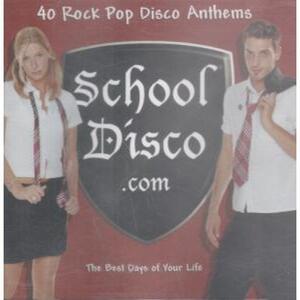 School Disco.com - CD Audio