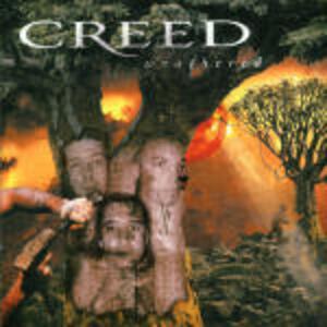 Weathered - CD Audio di Creed