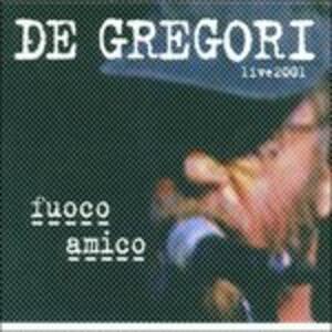 Live 2001 - CD Audio di Francesco De Gregori