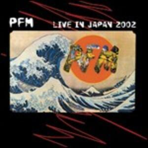 Live in Japan - CD Audio di Premiata Forneria Marconi