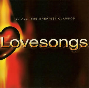 Lovesongs - CD Audio