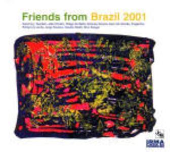 Friends from Brazil 2001 - CD Audio