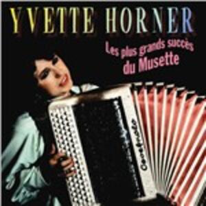 Les Grands Succes - CD Audio di Yvette Horner