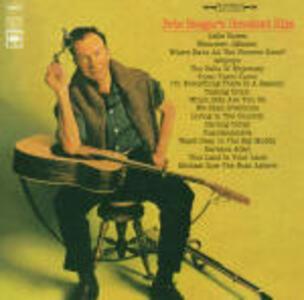 Greatest Hits - CD Audio di Pete Seeger
