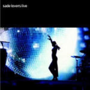 Lovers Live - CD Audio di Sade