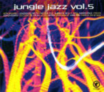 Jungle Jazz vol.5 - CD Audio