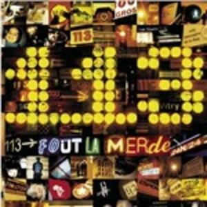 113 Dans l'urgence - CD Audio di 113 Clan
