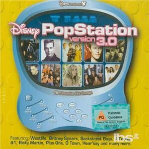 Disney Pop Station - CD Audio