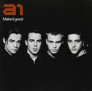 Make it Good - CD Audio di A1