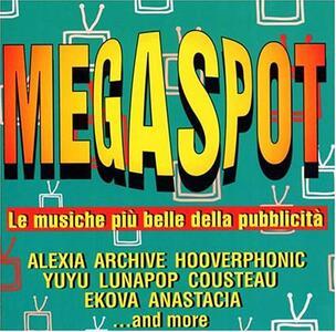 Mega Spot - CD Audio